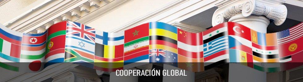 Портал КФУ \ Página inicial \ Sobre la Universidad \ Cooperación global