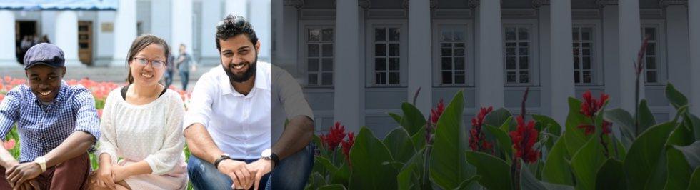 Bienvenidos a la Universidad de Kazán