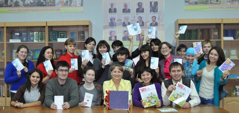 Литературно-творческое объединение 'Аллюки' ,Литературно-творческое объединение 'Аллюки'