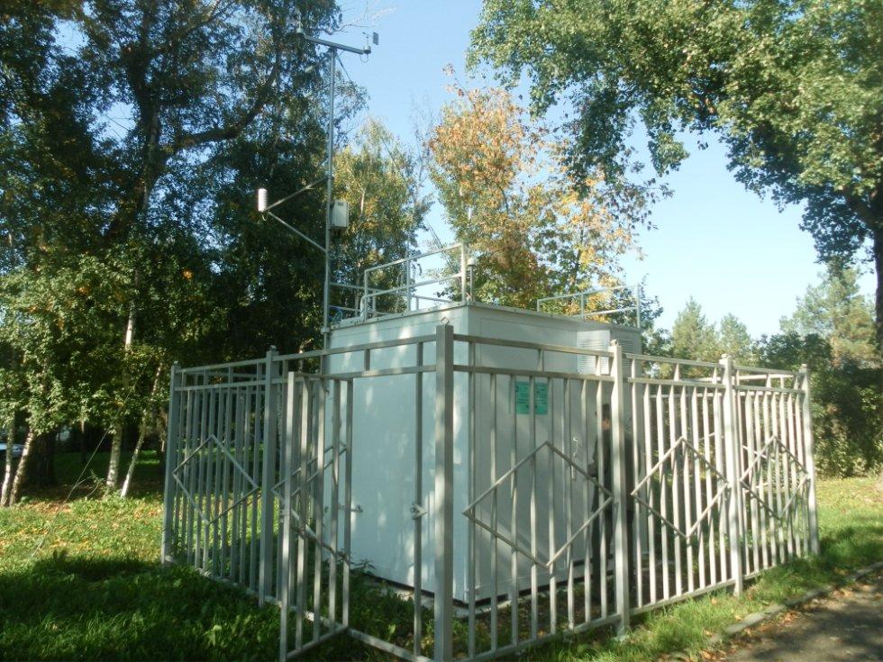 Эколого-метеорологическая лаборатория ,метеорология, лаборатория, загрязнение, атмосфера