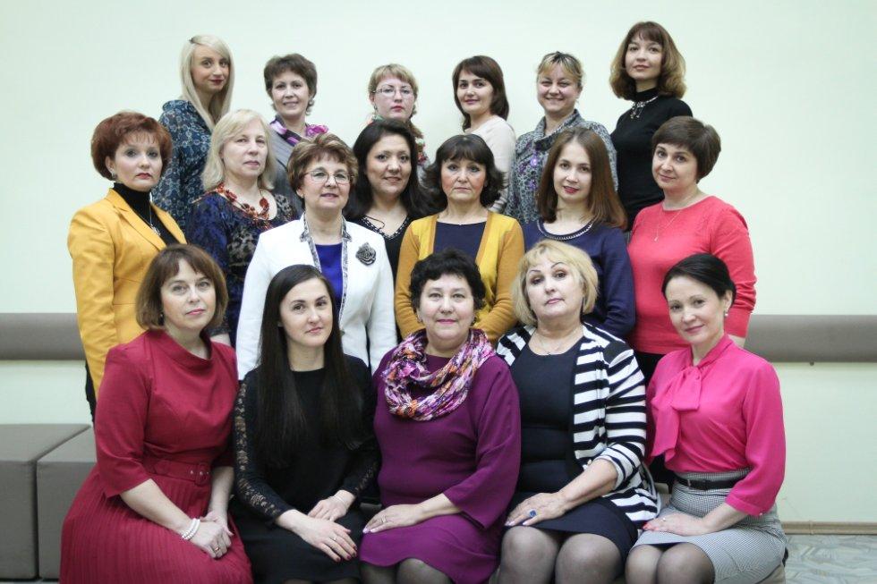 Кафедра педагогики и методики начального образования ,Кафедра дошкольного и начального образования