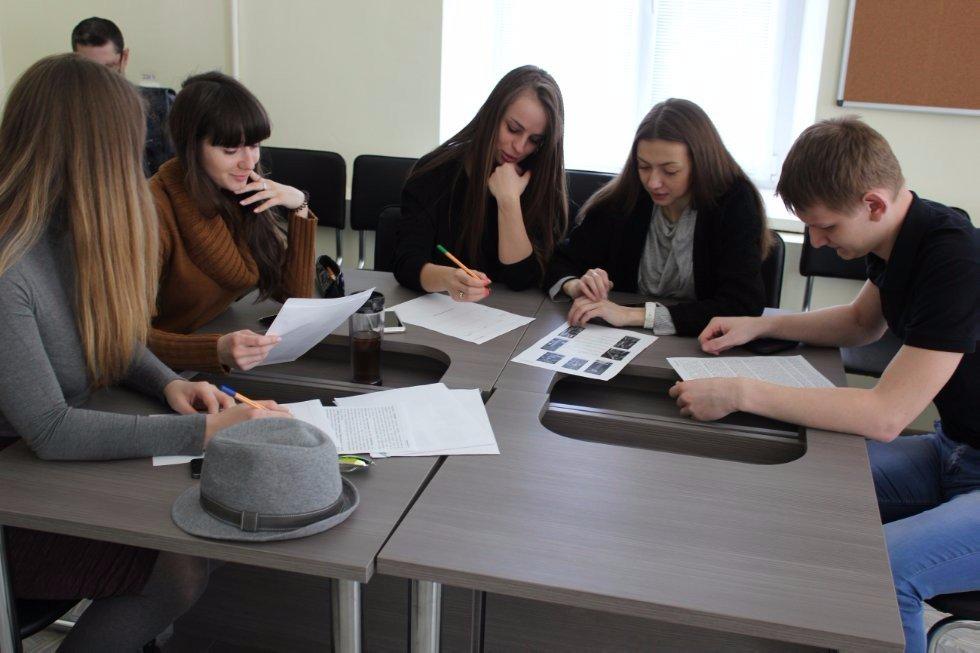 Научно-исследовательская работа студентов