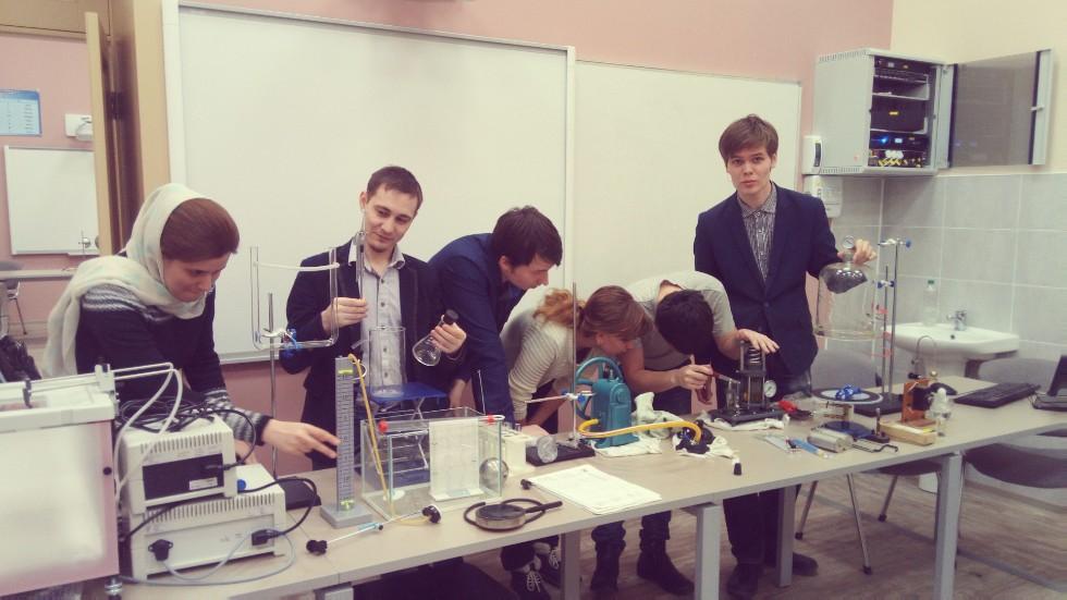 Учебная работа ,научно-педагогическое отделение, кафедра образовательных технологий в физике