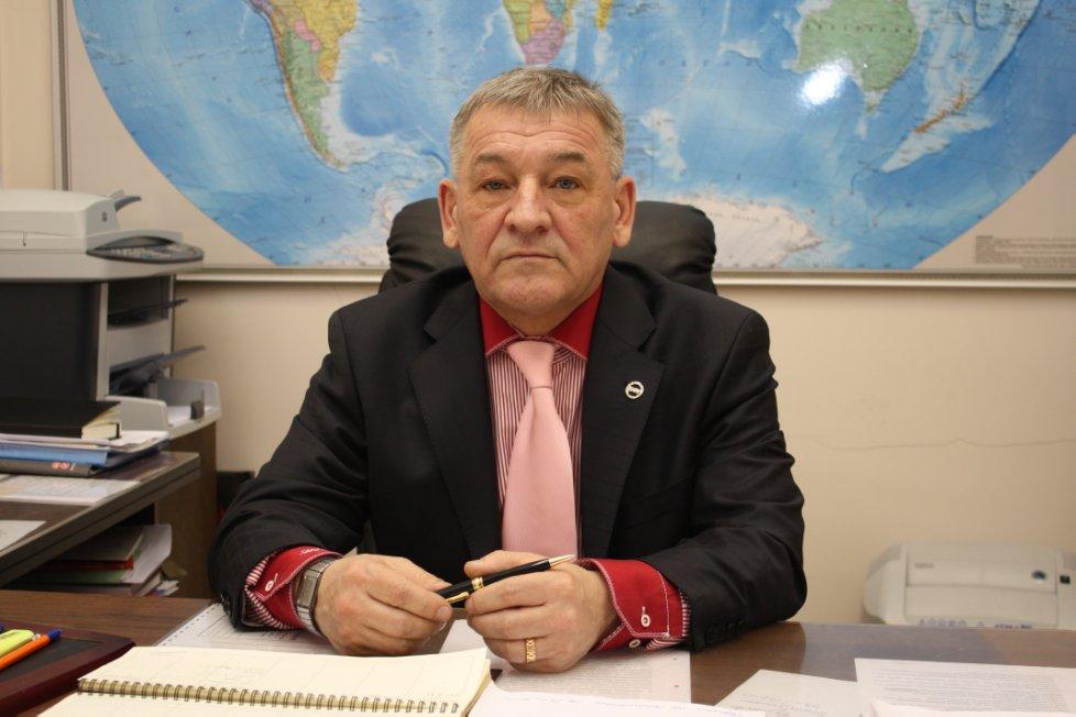 Халилов Рафик Нуруллович