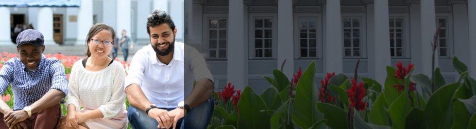 Willkommen in der Kasaner Föderalen Universität!