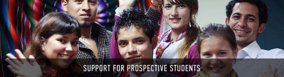 Портал КФУ \ Support for prospective students