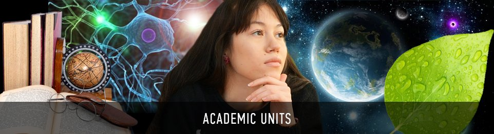 ������ ��� \ Academic Units
