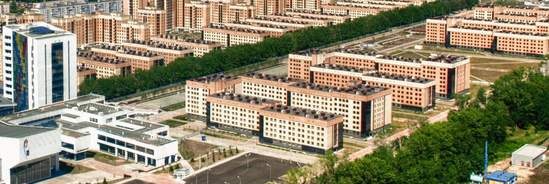 Информация по заселению в общежития КФУ