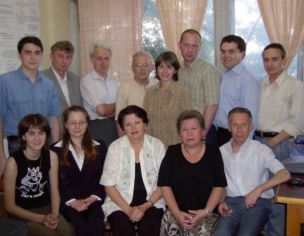 Department of Molecular Physics