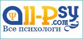 Сайт 'Все психологи'
