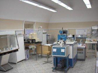 Межкафедральная радиологическая лаборатория