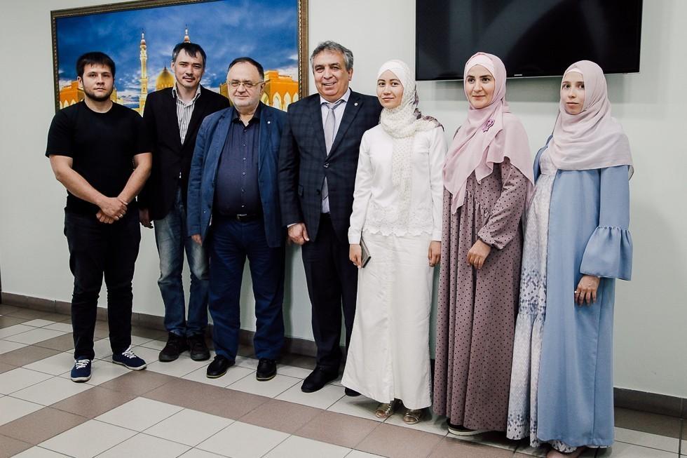 Ресурсный центр по развитию исламского и исламоведческого образования ,ИМО, Ресурсный центр, Ислам в КФУ, исламский проект