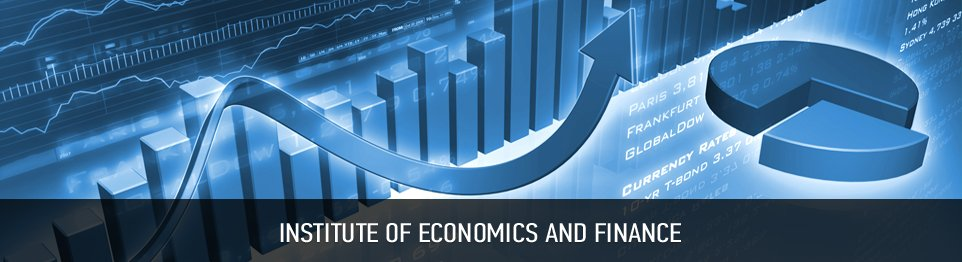 ������ ��� \ Academic Units \ Economics \ Institute of Economics and Finance