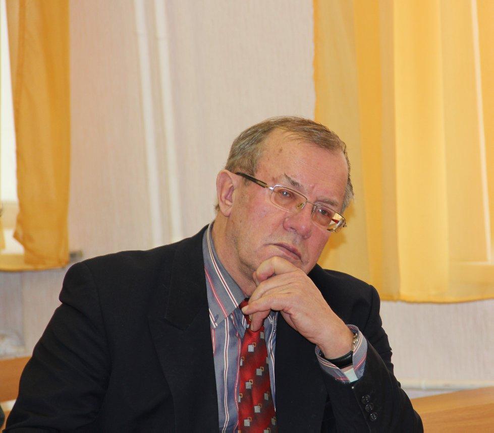 Заслуженный профессор КФУ