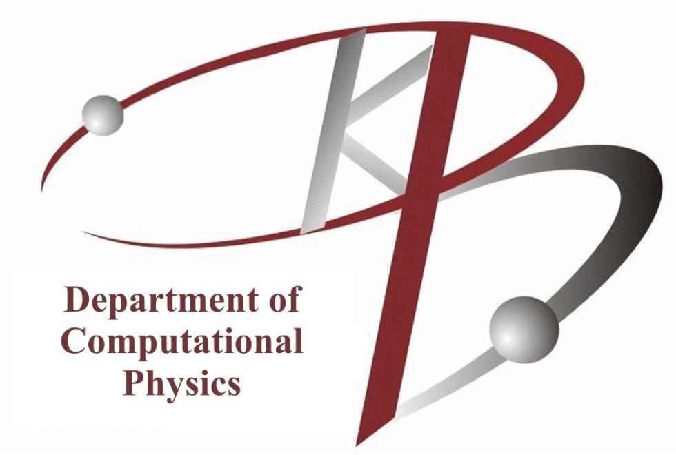 ПОРТАЛ КФУ \ Academic Units \ Physics, Mathematics and IT \ Institute of Physics \ Structure \ Departments \ Department of Computational Physics \ General Information