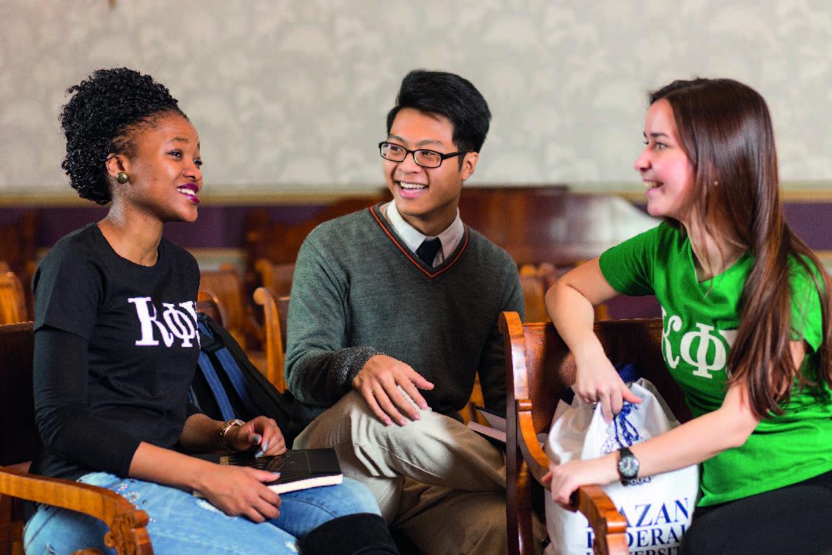 Информация для иностранных студентов о порядке прибытия в КФУ