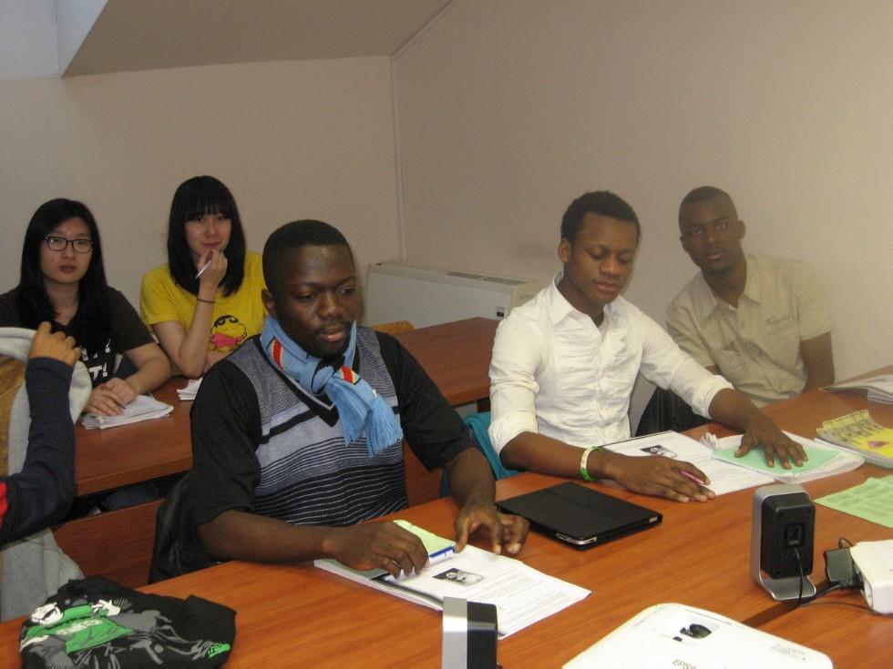 Направленности подготовки ,Довузовская подготовка, направленности обучения, предметы специализации