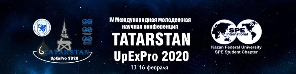 Портал КФУ \ Образование \ Институт геологии и нефтегазовых технологий \ Tatarstan UpExPro 2020