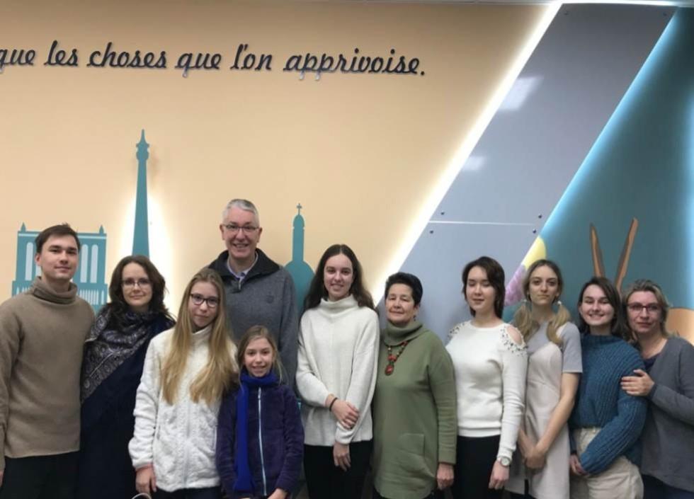 Учебный центр французского языка ,ИМО, Центр развития компетенций 'UNIVERSUM+', Центр романских языков