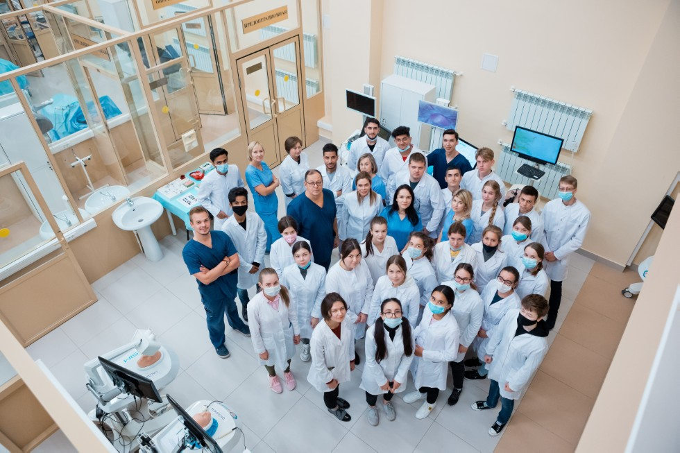 Кафедра неотложной медицинской помощи и симуляционной медицины ,неотложная медицинская помощь, симуляционное обучение