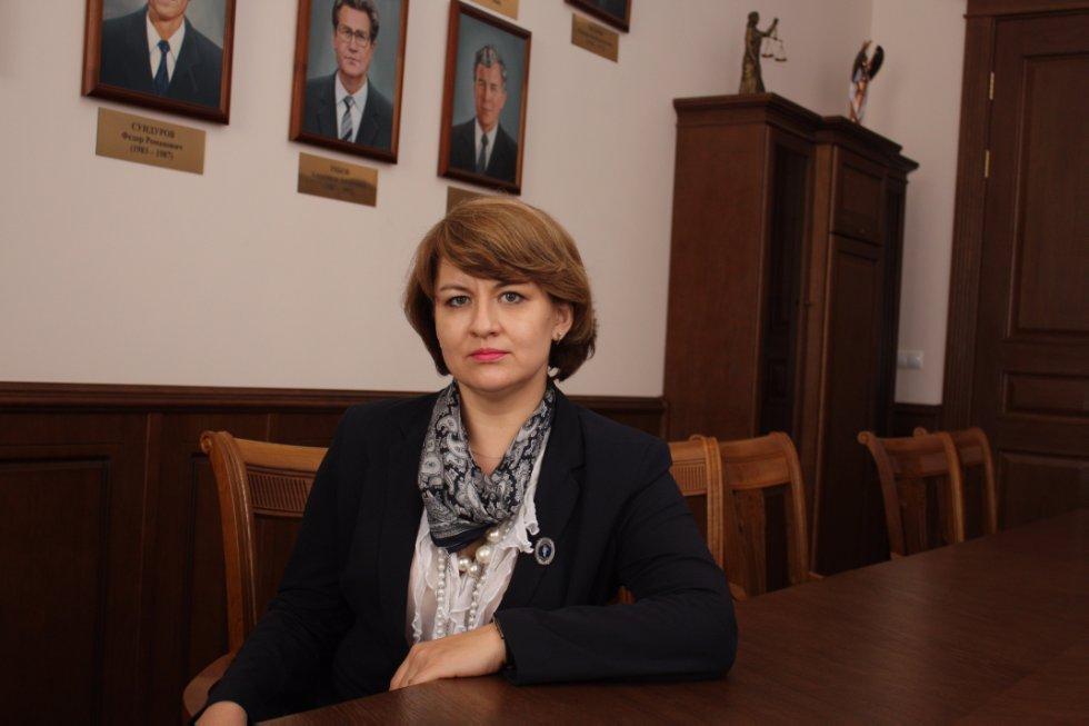Заместитель декана по учебной работе ,Деканат Юридический факультет