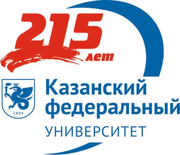 Логотип 215-летия Казанского университета