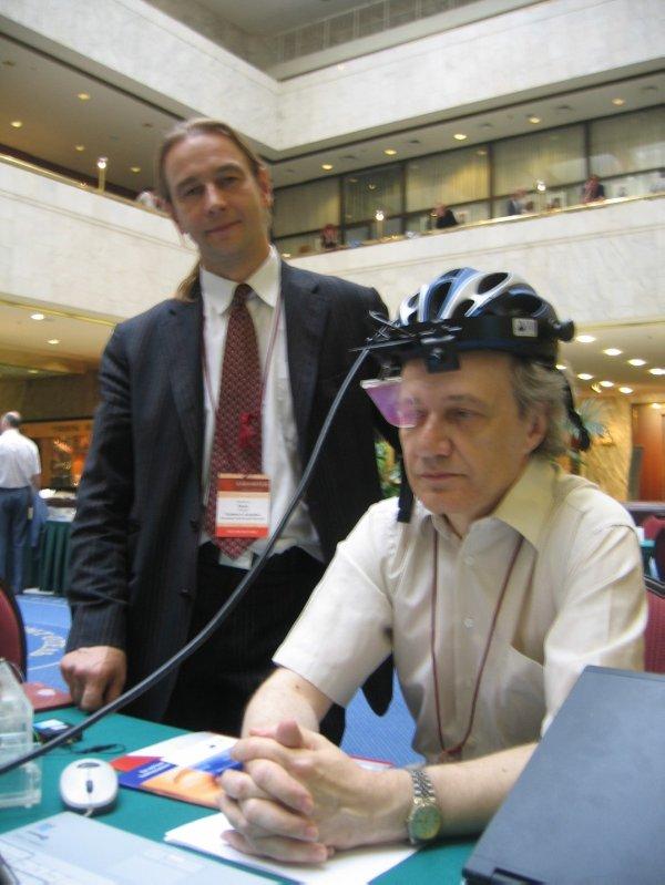 Тестирование оборудования (Москва, 2008)