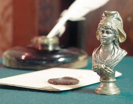 Печатка Н.И. Лобачевского