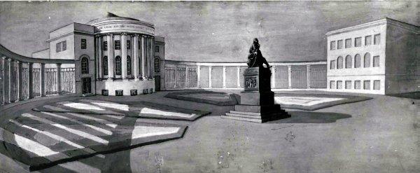 Анатомический театр Императорского Казанского университета