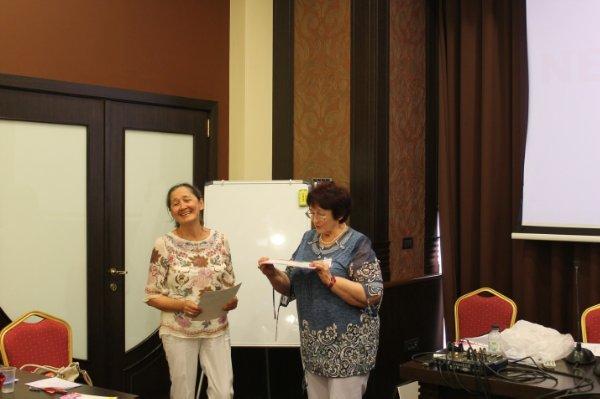 Церемония закрытия и награждения конференции CML (Варна, 2015)