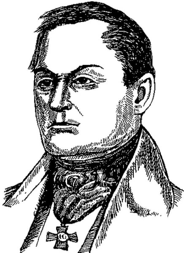 Иван Михайлович Симонов (1794–1855)