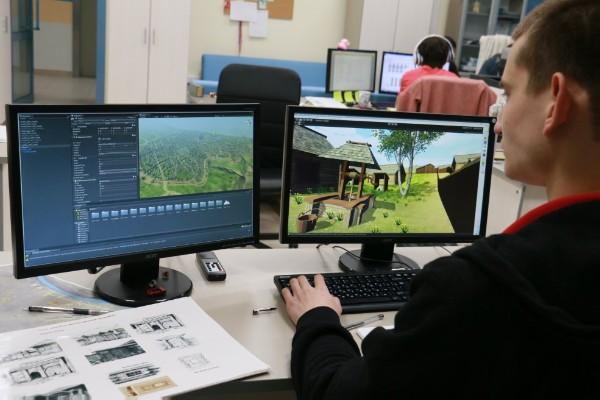 Track 'Virtual Reality'\Master's Program - Kazan (Volga