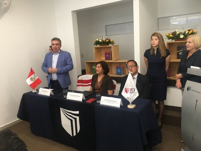 KFU to Become First Russian University with Academic Partnerships in Peru ,Cesar Vallejo University, National University of San Marcos, Peru, IIRHOS