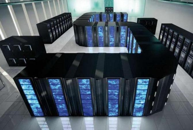 сверхкомпьютер