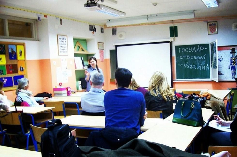 Стажировка в школах Хорватии ,Елабужский институт КФУ