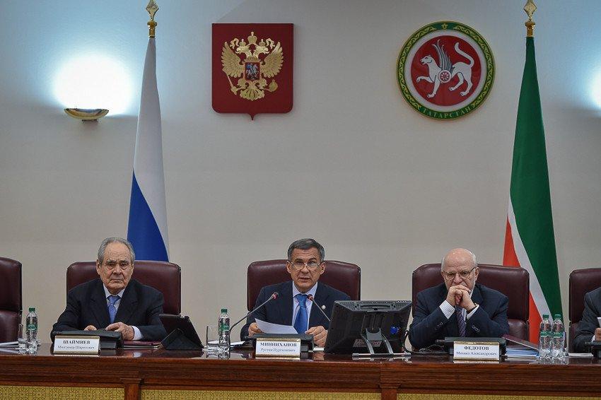 Межэтнические отношения в республике татарстан