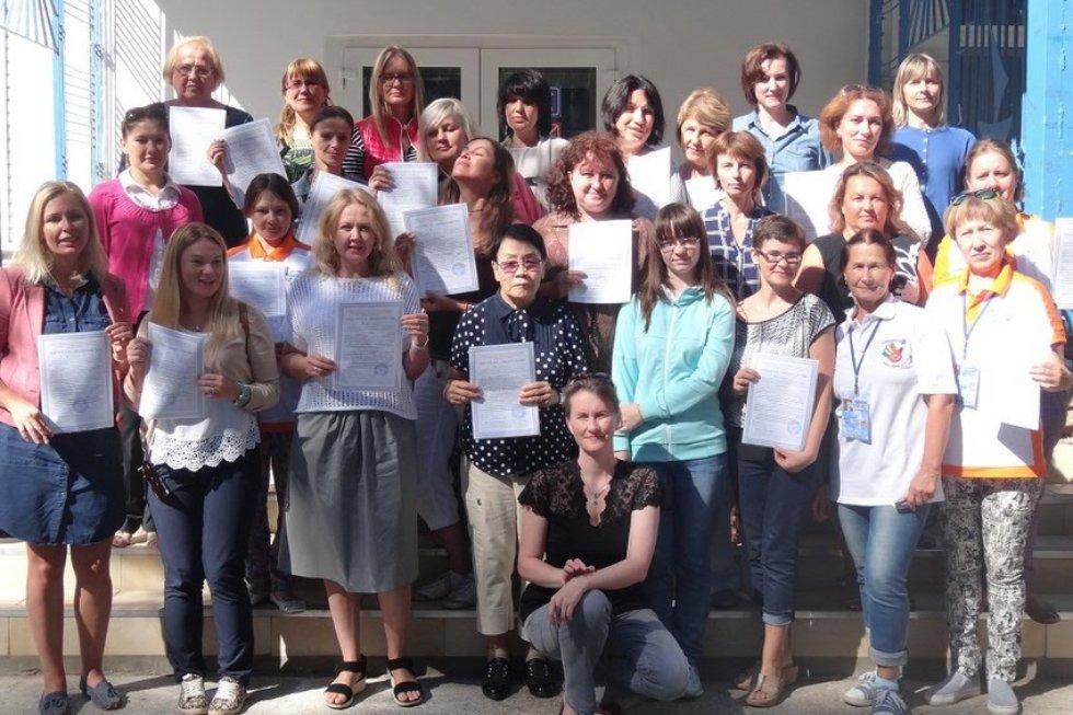 КФУ открывает зарубежным коллегам дорогу в будущее поликультурного образования ,Елабужский институт, поликультурное образование, билингвы
