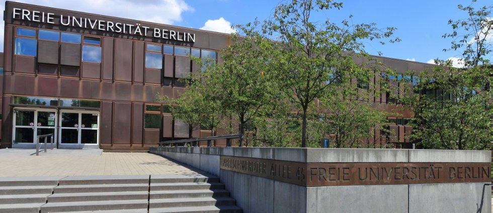 Fu Berlin Portal