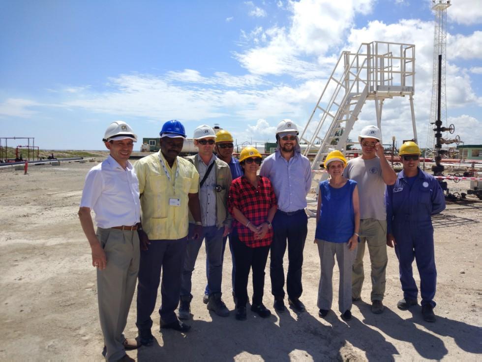 Делегация КФУ посетила Республику Куба по приглашению Cubapetroleo ,Республика Куба,Cubapetroleo,Cupet,Зарубежнефть,Россотрудничество