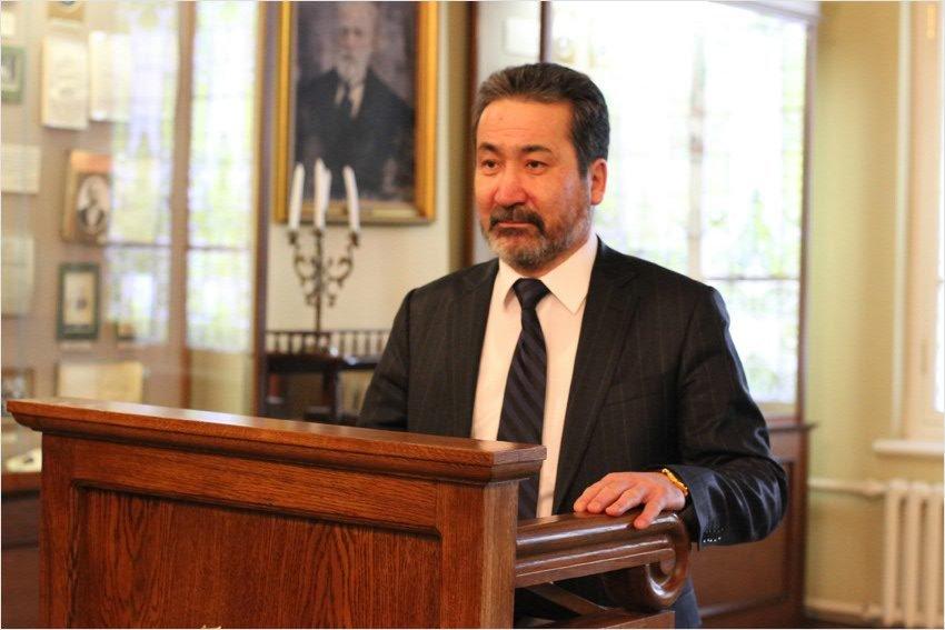 Джангир хан почетный член казанского университета