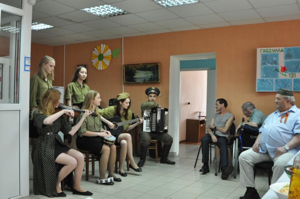Сценарий праздника 9 мая для ветеранов в доме престарелых дома престарелых в красносельском районе