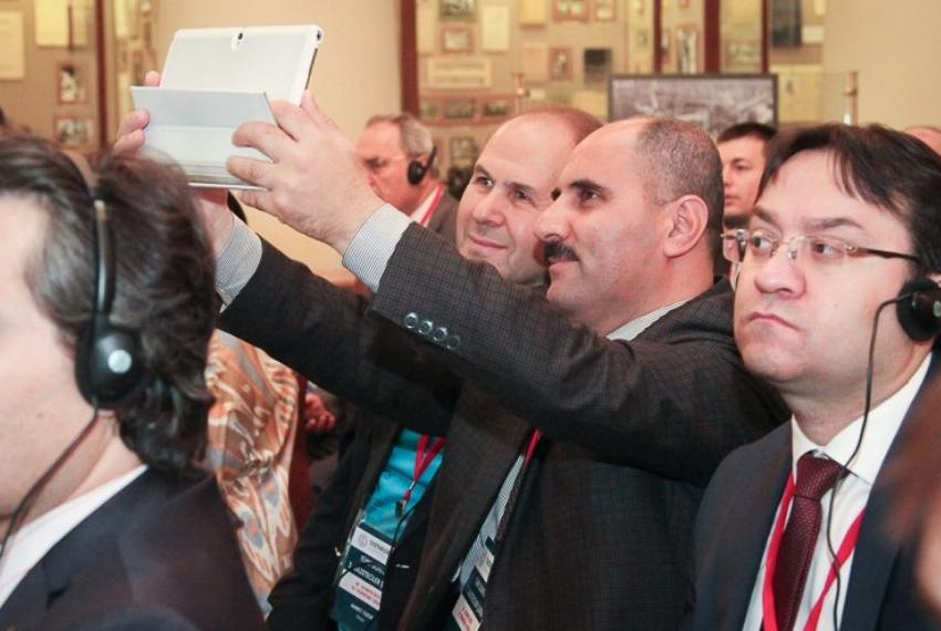 KFU welcomed journalists of leading Turkic media ,Turkic, Turkic World, Media