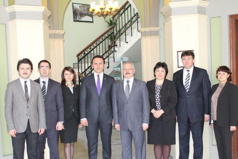 Delegation of KFU Institute of Oriental Studies and International Relations visited Turkey