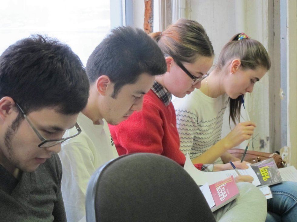 KFU Students as Senior Editors of Popular Kazan Magazine