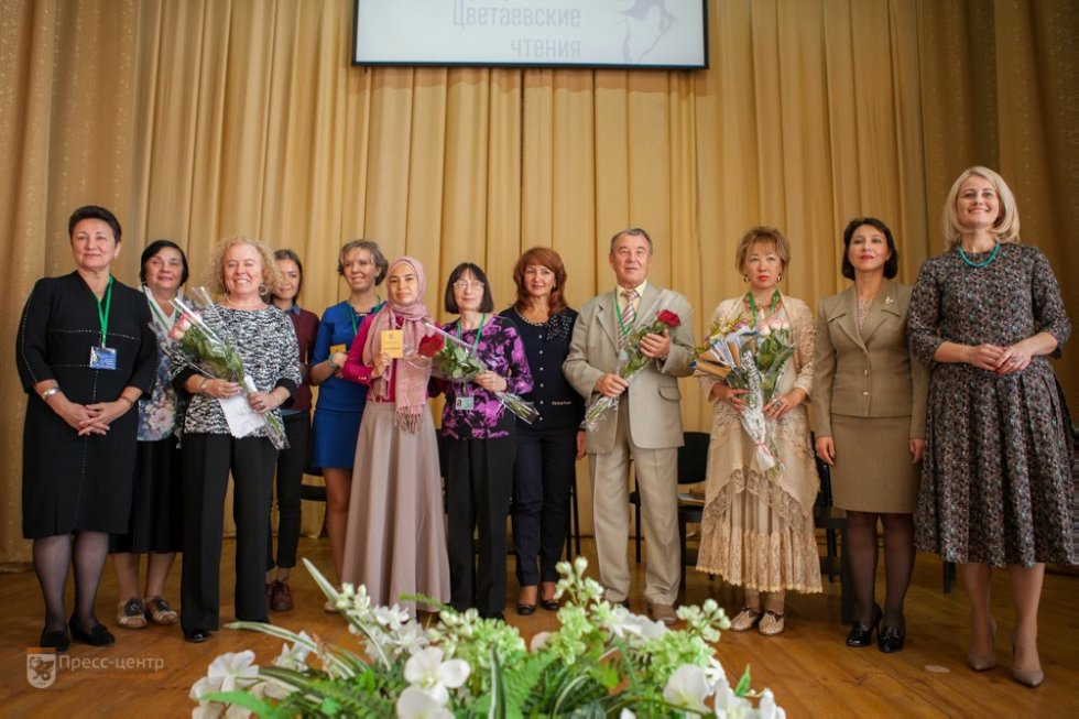 VIII International Tsvetaeva's Conference was opened in Elabuga Institute of KFU ,Elabuga Institute
