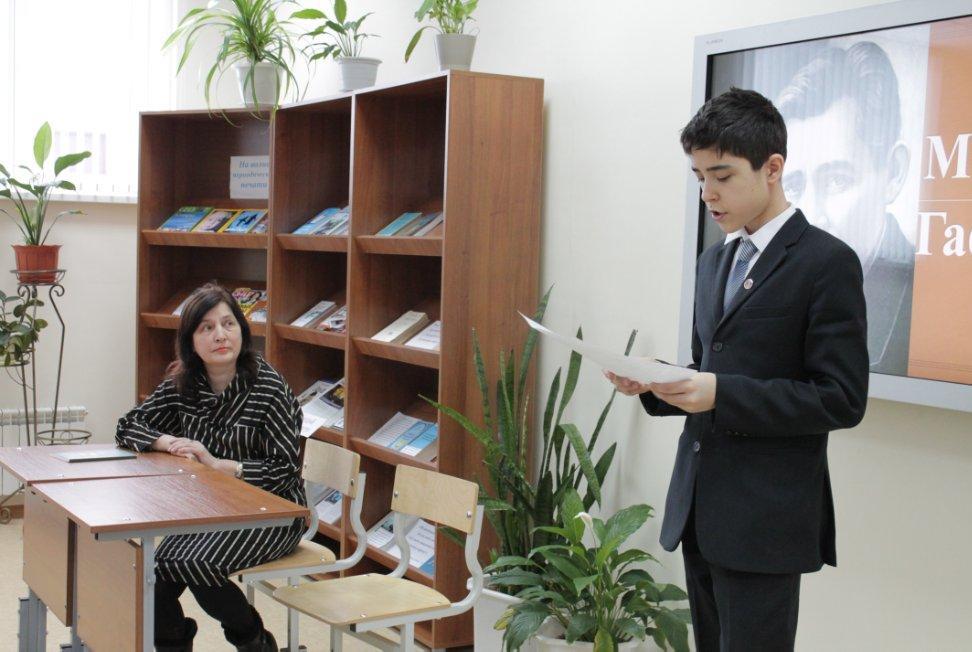 Декады татарского языка и литературы