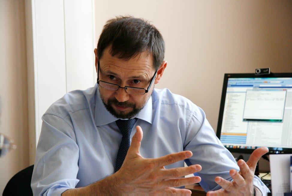 О грантах, РНФ и вернувшихся из-за границы PhD ,проректор по научной деятельности Нургалиев