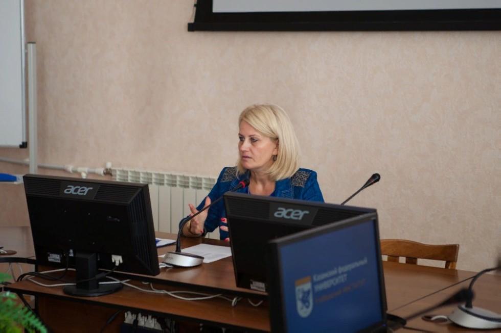 Студенты Елабужского института КФУ отправятся на стажировку в Западно-чешский университет ,Елабужский институт КФУ