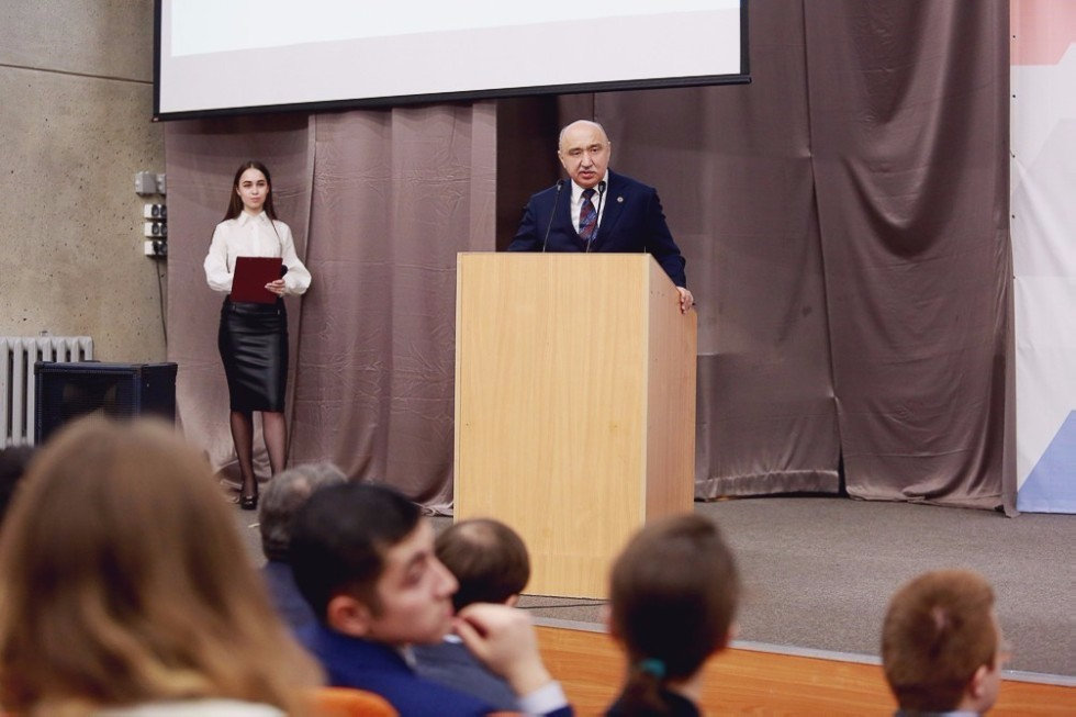 Model UN opened at Kazan Federal University for the first time ,kfu, kfu, Model UN