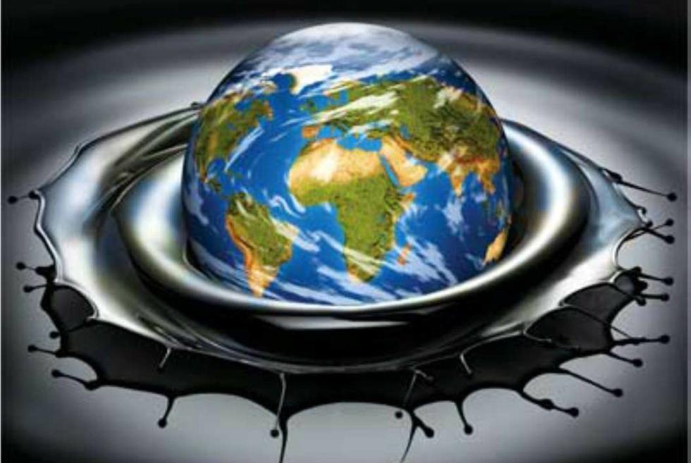 Нефть и ее заменители: